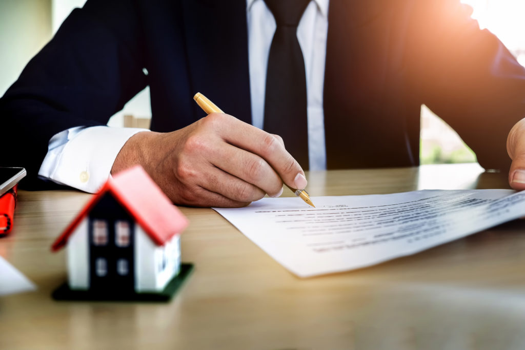 Do I have to update the deed to my house after I get divorced?