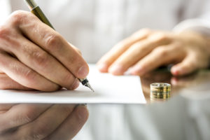 after divorce, it is critical that you update your estate plan
