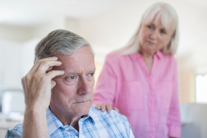 Dementia and it's impact on a marriage