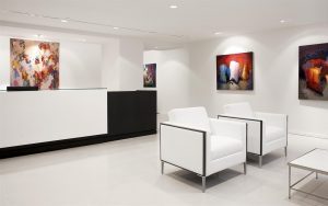 Washington, DC Office Reception Area